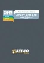 FIS JEFCOTHERM S.CE CALLE CHEVILLE
